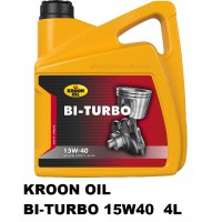 KROON 15W40 BI-TURBO 4L