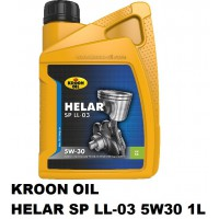 KROON 5W30 HELAR SP LL-03 1L