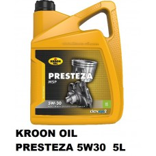 KROON 5W30 PRESTEZA MSP 5L